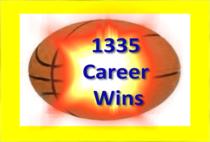 Effects b ball 1335 career wins still  cv