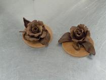 Chocolate roses cv