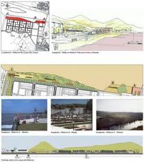 La pintada urbanistic design. 2 cv
