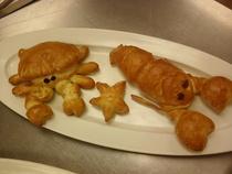 Bread sea creatures cv