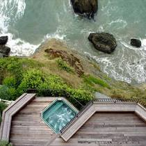 Sea cliff residence hot tub cv