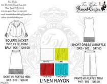 Resort cruise catalog page 6 linen rayon .ai cv