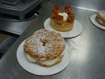 Paris brest and st honore cv