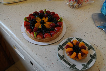 Fruit tarts cv