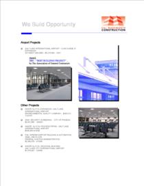 Airpor projects cv