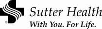 Sutter health cv