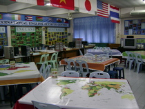Kieac english activity room cv