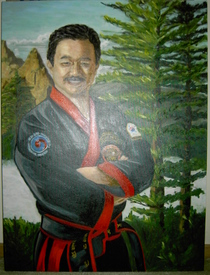 Grand master hee kwan lee cv