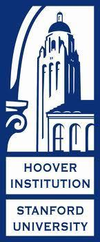 Hoover institution cv