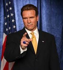 Governor arnold schwarzenegger cv