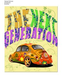 Hippi car flatten cv