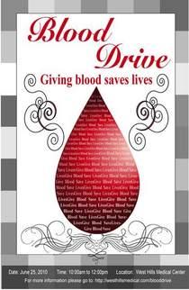 Blood drive meca.ai page 1 cv