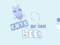Cute as can bee cv