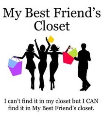 Best friends closet cv