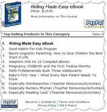 Best seller cv