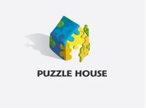 Puzzle house cv