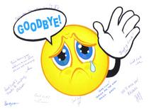 Goodbye cv