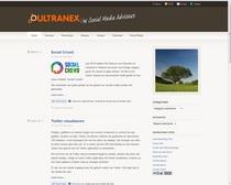 Ultranex website cv