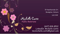 Businesscard cv
