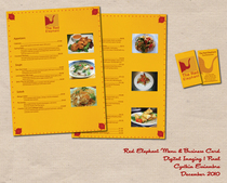Red elephant restaurant cv