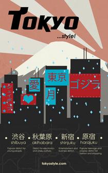Tokyo poster 1 cv