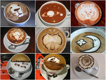 Coffee art cv