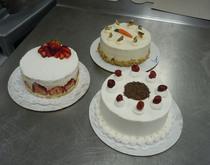 Classical cakes  cv