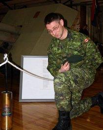 Army dude cv