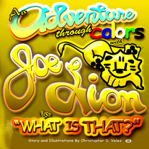 Joe lion book 1 1  cv