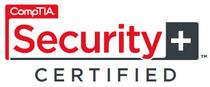 Security  certified cv