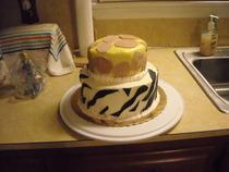Wedding cake 2 cv
