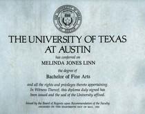Austin degree cv