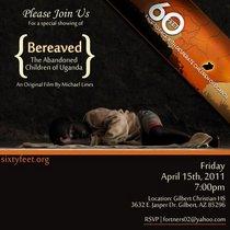 Bereaved flyer cv