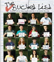 Bucketlist cv