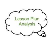 Lesson plan bubble cv