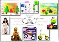 Portfolio toy design cv