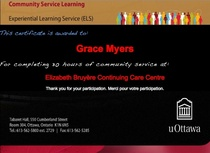 Cls certificate cv