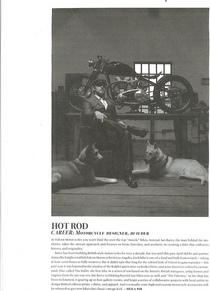 Hot rod. heila nir  cv