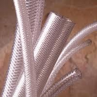 Fabric reinforced pvc tubing cv