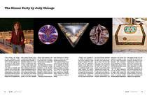 Magazine layout judychicago cv