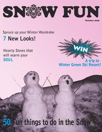 Magazine smad cv