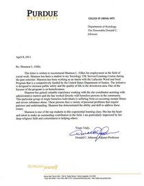Judge letter cv