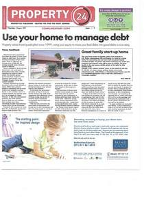 Article   p24 cover aug 2007 use your home to manage debt cv