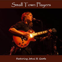 Small town players cd label3 cv