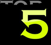 Top5 2 cv