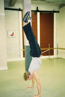 Handstand cv