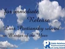 Prpli mentor award cv