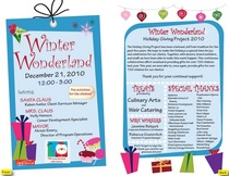 Winter wonderland front cv