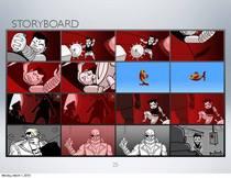 Storyboard cv