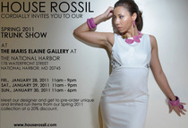 House rossil trunk show cv